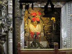 Divinité temple d'Or