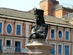 Roi dynastie Malla