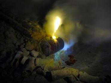 Canalisation de vapeur